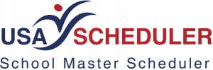 USA Scheduler logo