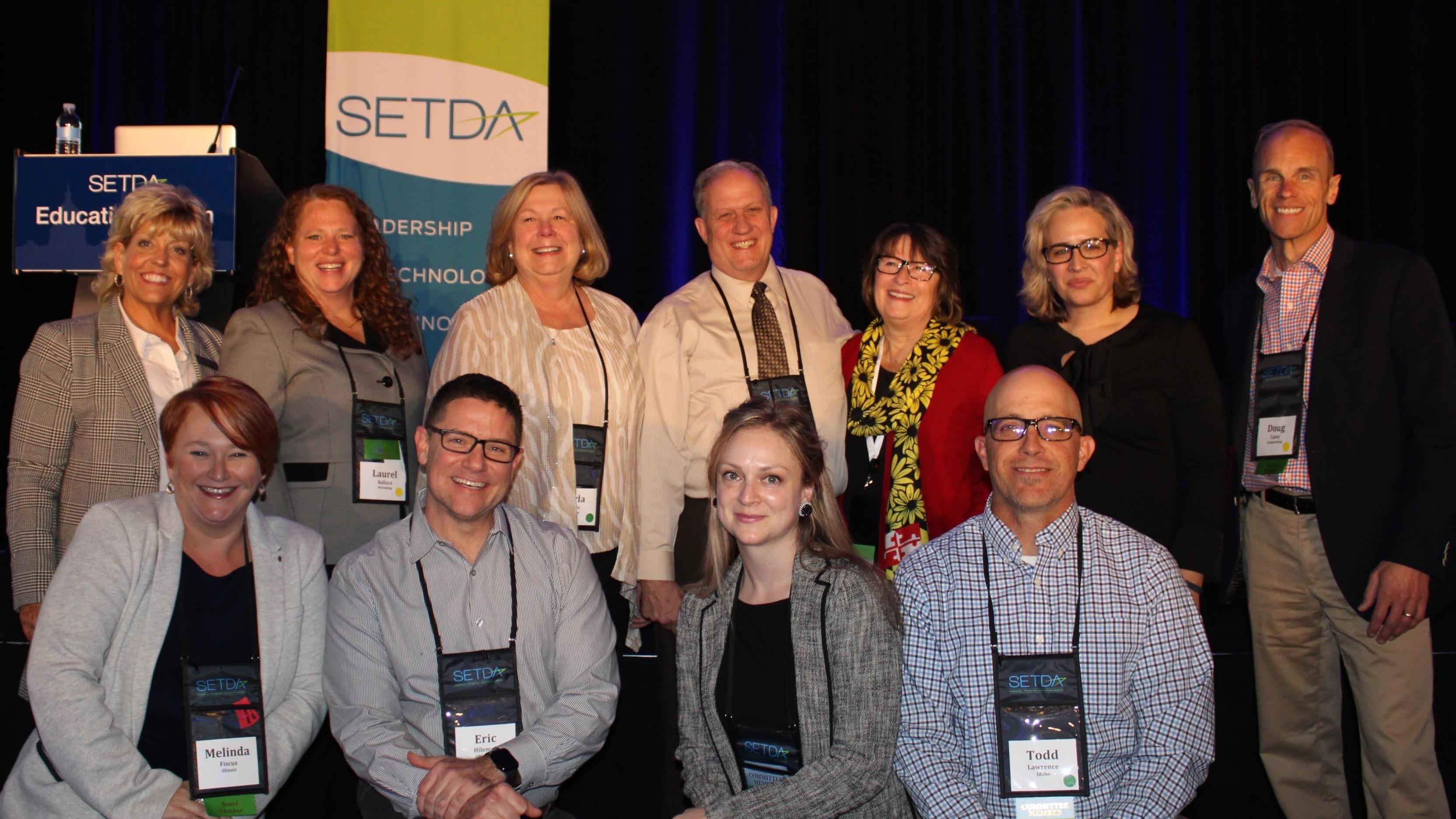 SETDA board members